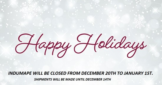 Holiday Closedown